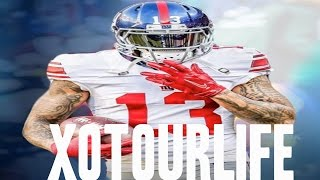 Download Odell BeckHam Jr ″XO TOUR LIF3″ Ultimate 2016 2017 NFL Highlights Video