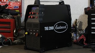 Download Eastwood Tig 200 AC/DC Unboxing Video