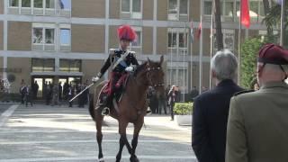 Download L'arrivo del Presidente Gentiloni alla Scuola Ufficiali Carabinieri ″Ugo de Carolis″ (14/02/2017) Video