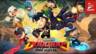 Download BoBoiBoy The Movie™ Exclusive - FULL HD Video