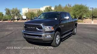 Download Walk around – 2018 ram 2500 Laramie Longhorn Diesel Video