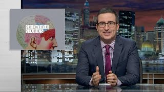 Download Scientific Studies: Last Week Tonight with John Oliver (HBO) Video