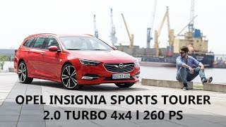 Download Opel Insignia Sports Tourer 2.0 Turbo AWD l Driven!-Check Video