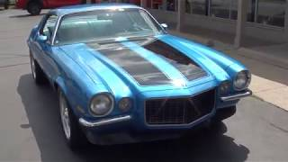 Download 1970 Chevrolet Camaro RS $38,900.00 Video