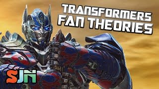 Download Optimus Prime Vs. Transformers Fan Theories Video