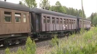 Download Porvoosta Keravalle höyryjunalla (Saksala, Olli, Vanikko) Video