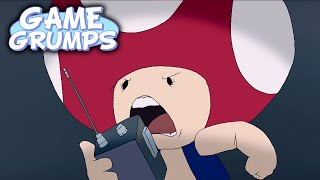 Download Game Grumps Animated - Toad War - by stejkrobot Video