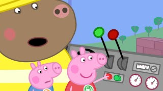 Download Peppa Pig Full Episodes |Digger World #21 Video