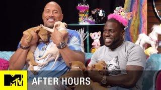Download Adorable-Off: Kevin Hart vs. Dwayne 'The Rock' Johnson (Central Intelligence) | MTV After Hours Video