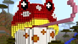 Download Minecraft vs Zombies | MEGA TOADSTOOL!! (Poisonous Frog) | PvZ Land Video