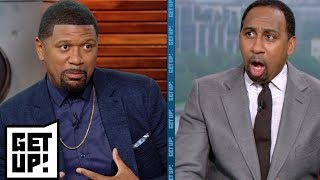 Download Jalen Rose & Stephen A. debate if Matthew Stafford is to blame for Lions loss | Get Up! | ESPN Video
