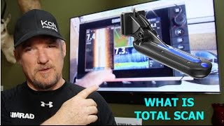 Download TOTALSCAN TRANSDUCER .. SIMRAD LOWRANCE .. WHAT IS IT ? Video