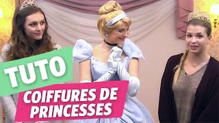 Download ✿ Marie et Marine testent les coiffures de princesses à Disneyland Paris ✿ Video