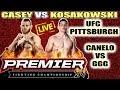 Download 🔴 UFC PITTSBURGH / CANELO VS GGG / PREMIER FC 24 CASEY VS KOSAKOWSKI Video