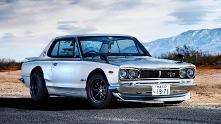 Download Ultimate Nissan Skyline GT-R Hakosuka Sound Compilation (KPGC10) Video