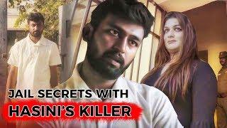Download Nail Biting: Hasini's Killer Dasvanth Conversation Inside the Jail- Apsara's Unmaking of a Monster Video