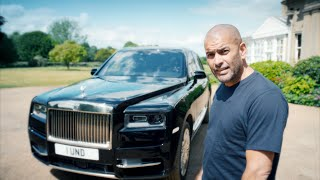 Download Chris Harris vs the £250k Rolls-Royce Cullinan | Top Gear: Series 27 Video