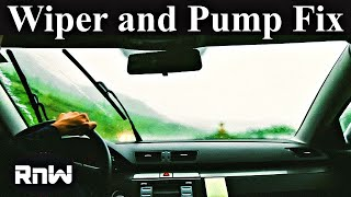 Download Windshield Washer Pump and System Diagnosis Video