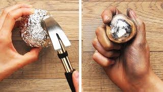 Download 27 Foil Life Hacks and DIY Ideas You Must Know by Crafty Panda Video