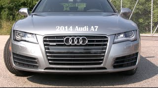 Download 2014 Audi A7 Review - The only car you need Video