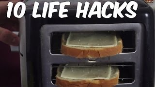 Download 10 Life Hacks Everyone Must Know Video