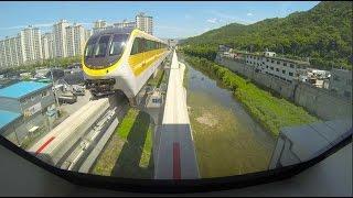Download Daegu Monorail - POV (2015) 대구 모노레일 Video