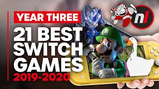Download 21 Best Nintendo Switch Games 2019-2020 (Year 3) Video