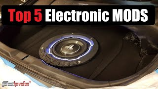 Download Top 5 Electrical Upgrades for the Nissan 350Z Video