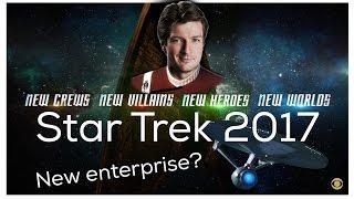 Download Star Trek 2017   A new Enterprise ?! Video
