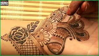 Download Cutest Eid Mehndi Video Ever | Learn Mehendi Tattoo Application with different Fills Video