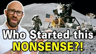 Download Who Started the Moon Landing Hoax Conspiracy Theory? Video