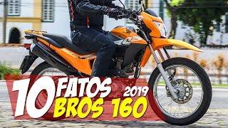 Download 10 FATOS: Nova Bros 160 2019: O que mudou? - 10F15 Motorede Video