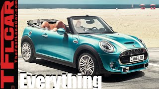Download 2016 MINI Cooper S Convertible: Everything You Ever Wanted to Know Video