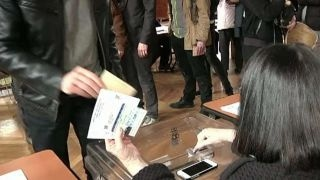 Download Voter turnout stronger than expected in French election Video