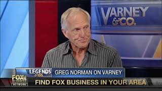 Download Greg Norman: People are saying 'America is great again' Video