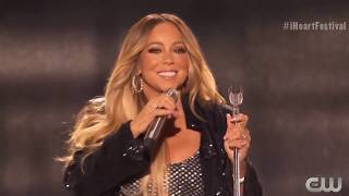 Download MARIAH CAREY IHEARTRADIO FESTIVAL FULL PERFORMANCE 2018 HD Video