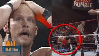 Download 7 Botched Royal Rumble Eliminations! (That Weren't Supposed to Happen!) Video