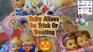 Download Baby Alives Go Trick Or Treating Video