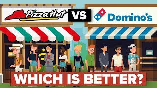 Download Pizza Hut vs Domino's - Which Is Better? Video