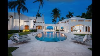 Download Rare Beachfront Home in Golden Beach - Lifestyle Production Group Video