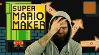 Download How Does a Level THIS Bad Exist? I Can't Even.. [SUPER MARIO MAKER] Video