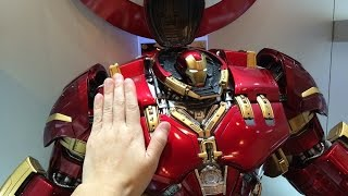 Download King Arts - Hulkbuster 1/4 scale statue/ phone charger Video