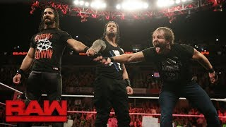 Download The Shield reunite: Raw, Oct. 9, 2017 Video