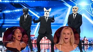 Download The BEST FUNNY Auditions Britan's Got Talent 2017 Week 1 Video