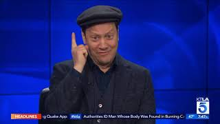 Download Rob Schneider Slams the Academy Over Kevin Hart Hosting Drama Video