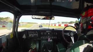 Download Alex Buncombe Nurburgring Oldtimer E-Type Challenge Race 2 1st lap Video