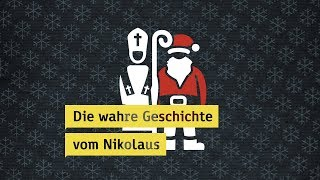 Download Die wahre Geschichte vom Nikolaus - heuteplus | ZDF Video