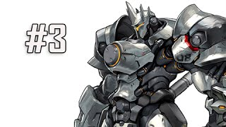 Download Overwatch Gameplay Part 3 - Reinhardt - The Ultimate Defence (Let's Play Commentary) Video