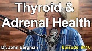 Download Dr John Bergman - Thyroid & Adrenal Health Video