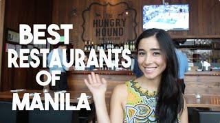 Download The Best Restaurants of Manila (Philippines FoodTrip) Video